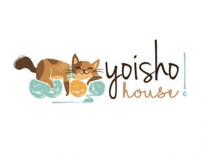 35 mẫu thiết kế logo  hình ảnh chú mèo cực hót