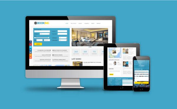 Thiết kế website khách sạn – Sự cần thiết trong kinh doanh thời đại số