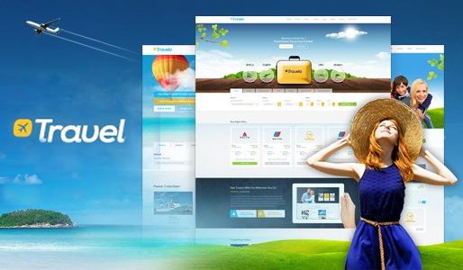 Thiết kế website du lịch – thuận lợi và nhanh chóng